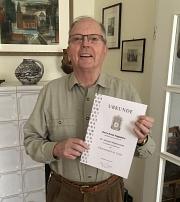 60 Jahre Mitgliedschaft - Ernst Hagedorn