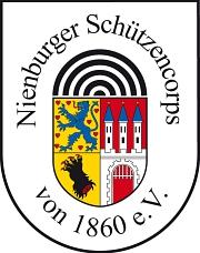 Logo des Nienburger Schützencoprs